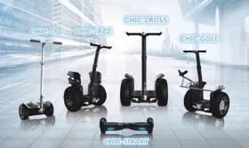 Self-balancing Scooters, Boards, Segways, GPS Tracker - Intelligent Technologies